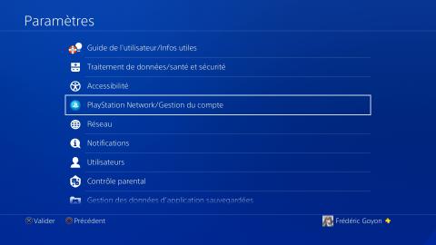 PlayStation 4 : Les nouveautés du Firmware 4.50