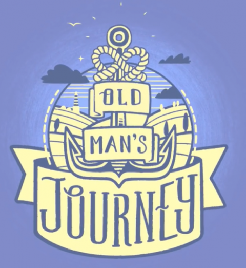 Old Man's Journey sur iOS