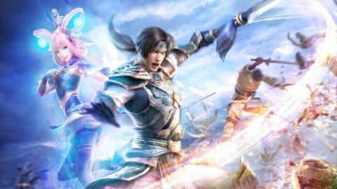 Jaquette de Dynasty Warriors Godseekers : Un Tactical RPG au potentiel sous-exploité  sur PS4