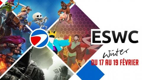 L'ESWC Winter réunira les talents du jeu vidéo