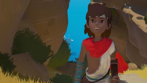 Rime : La promesse d'une belle aventure entre Ico et Journey