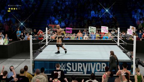 WWE 2K17 : Une édition plus fine mais (très) perfectible