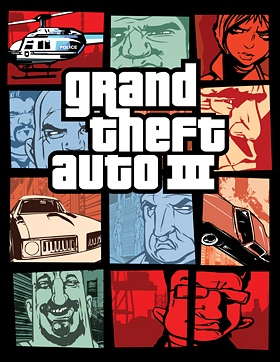 Grand Theft Auto III sur PS3