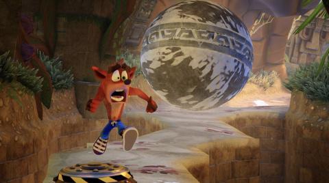 Crash Bandicoot : La N.Sane Trilogy sortira à la fin du mois de juin