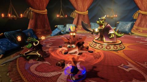 Les remasters de Crash Bandicoot 1, 2 et 3 sortiront…