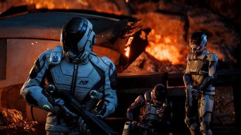 Le comédien Alexandre Astier sera dans la VF — Mass Effect Andromeda