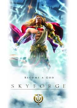Skyforge sur PC