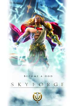 Skyforge sur PS4