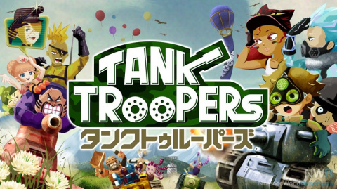 Tank Troopers sur 3DS