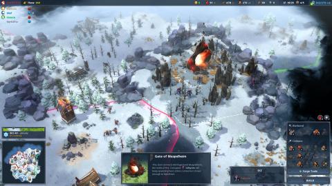 Northgard : le STR sort de l'ombre en vidéo
