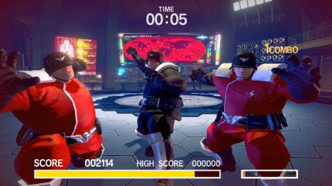 Ultra Street Fighter II : ses nouveautés se montrent en images