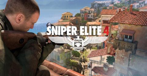PS Store : Sniper Elite 4, beau comme un Panzer