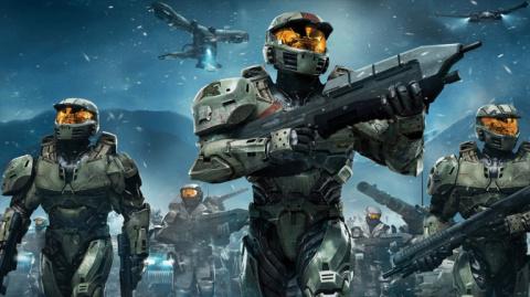 Halo Wars 2 : Une campagne solo épique