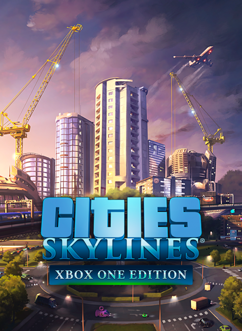 Cities Skylines sur ONE