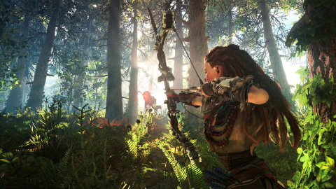 Horizon Zero Dawn : un des meilleurs mondes ouverts sur PS4