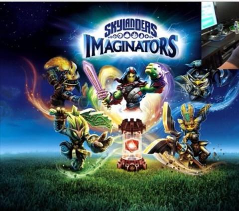 Skylanders Imaginators sur Switch
