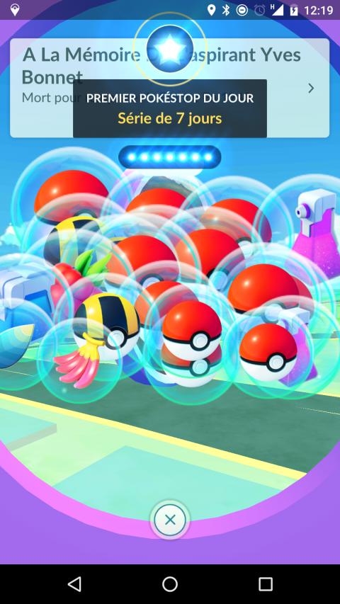 Quêtes quotidiennes de Pokemon GO