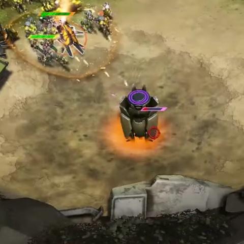 Mode Blitz