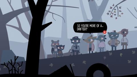 Night in the Woods : Une aventure narrative pleine de charme