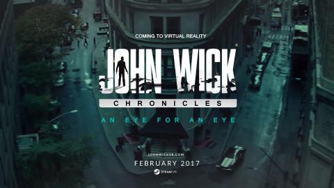 Jaquette de John Wick Chronicles : que vaut le jeu VR du film John Wick 2 ? sur PC