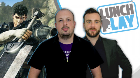 LunchPlay: Sang et ultra-violence sur Berserk and the Band of the Hawk avec Jay et Spider