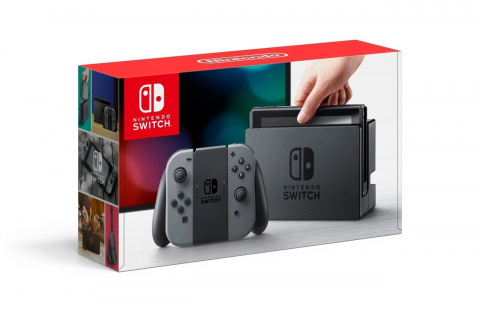 Nintendo Switch : Notre unboxing !