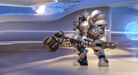 PlayStation Plus League : Guide Tank Overwatch