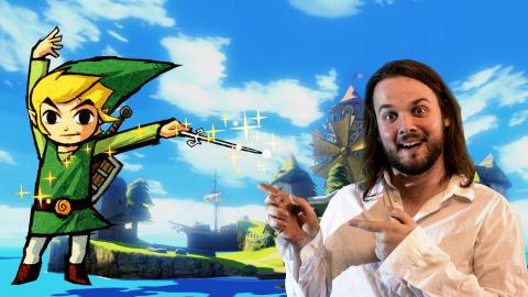 Spoilers : Un épisode final consacré à Zelda Wind Waker