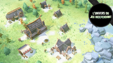 L'univers du jeu indépendant - Northgard, le petit dernier des créateurs d'Evoland