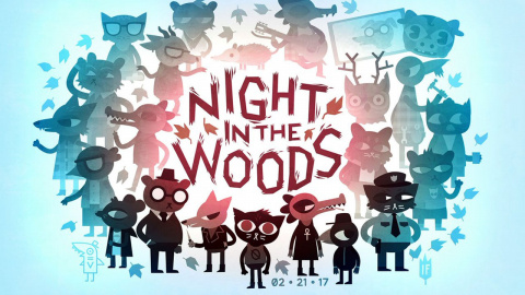 Night in the Woods : Une aventure narrative pleine de charme