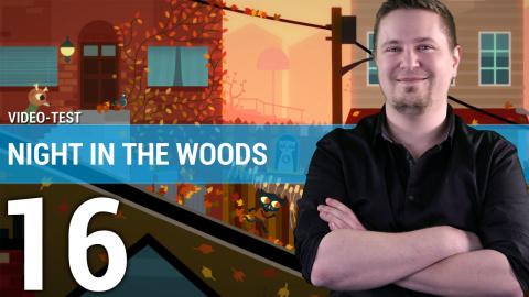 Jaquette de Night in the Woods : Notre avis en moins de 3 minutes