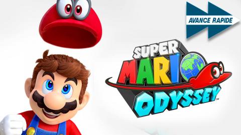 Avance Rapide : Le point sur nos attentes vis-à-vis de Super Mario Odyssey