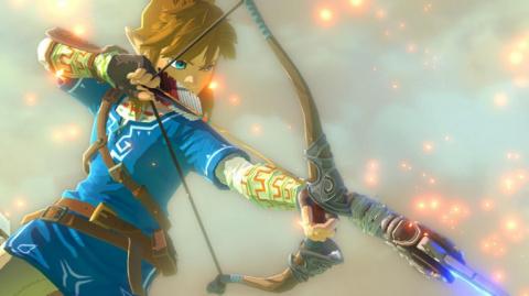 The Legend of Zelda : Breath of the Wild - Tentons d'attraper un cheval !