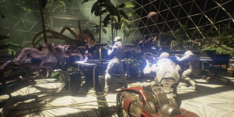Team17 et Radiation Blue annoncent Genesis : Alpha One sur PC et consoles