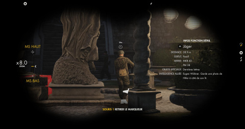 aigle de pierre sniper elite 4