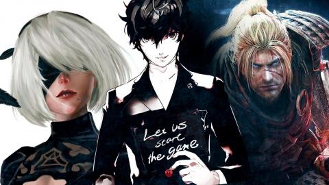 Jaquette de 2017 sonnera le retour au premier plan du jeu vidéo japonais