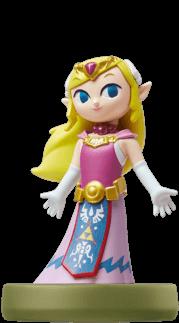 Princesse Zelda (The Wind Waker)