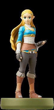 Princesse Zelda (Breath of the Wild)