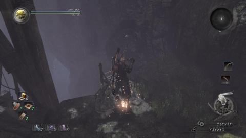 Une montagne sacrée profanée