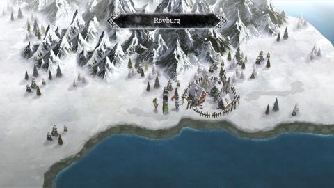 A la découverte de la Mer de Rora