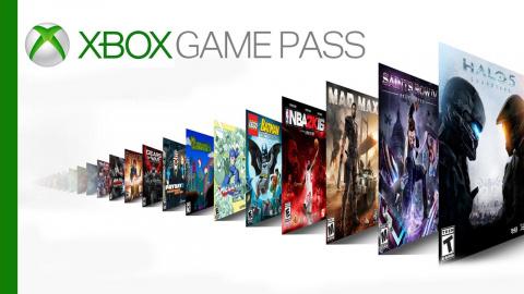 Microsoft annonce le Xbox Game Pass, plus de 100 jeux pour 9,99 € par mois