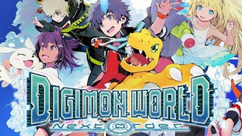 Jaquette de Digimon World - Next Order : deux fois plus de Digimon mais deux fois moins efficace... sur PS4