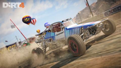 Dirt 4 évoque son mode de création de courses