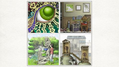 Jaquette de Gorogoa : le puzzle game artistique par excellence ? : GDC 2017