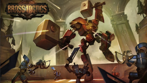 GDC : Brass Tactics : Notre aperçu de ce STR en VR