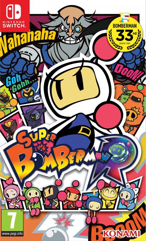 Super Bomberman R sur Switch