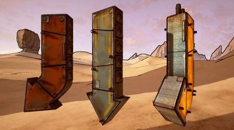 Un premier aperçu de Borderlands 3 ?