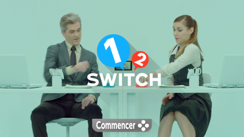 1, 2 Switch : Un party-game fun, mais peu profond