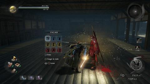 Le démon rouge de Li