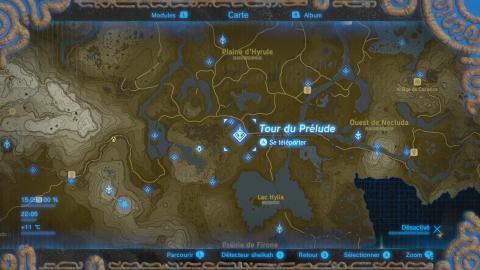 Tour du Prélude